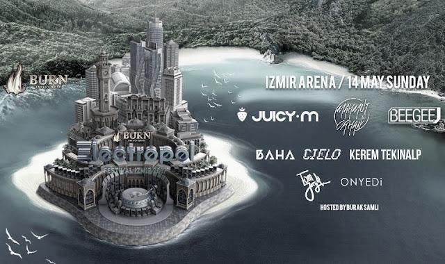 İzmirde Festival