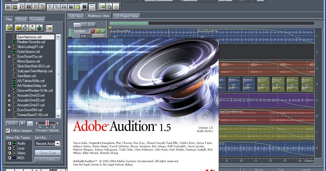 download adobe audition portable