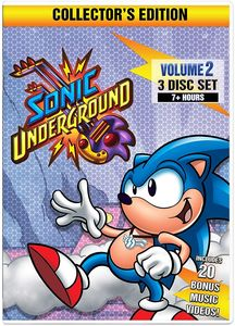 NCircle Entertainment Sonic Underground Volume 2