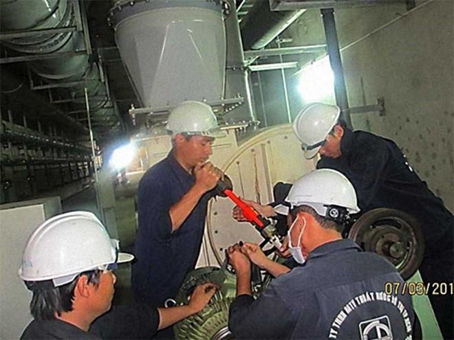 xử lý nước thải đô thị và công nghiệp