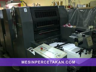 Heidelberg Speedmaster SM 52 | 4 colors printing machine