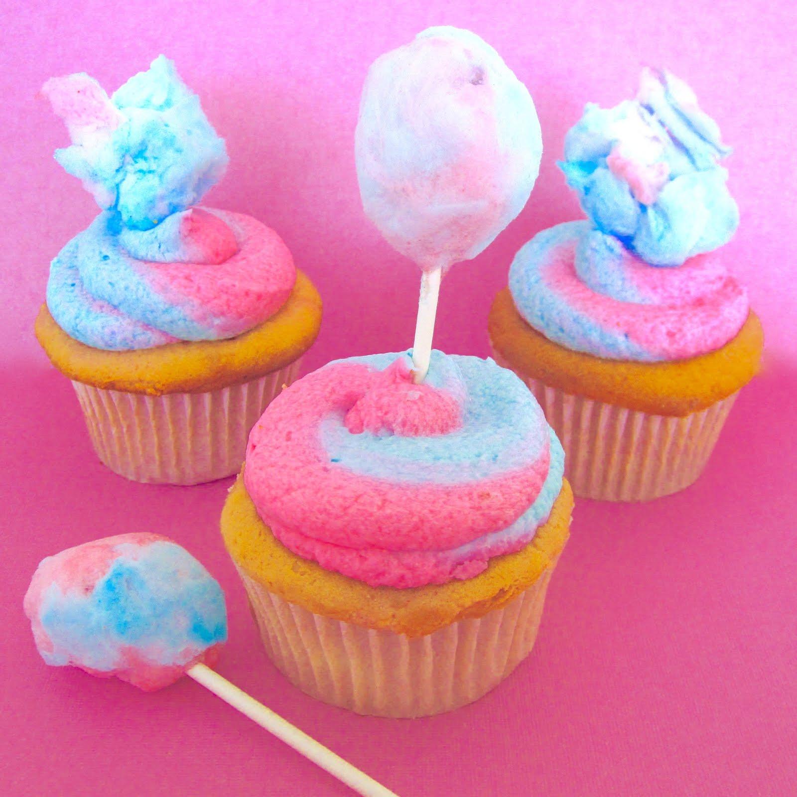 {VIDEO} Mini Cotton Candy Lollipops - The Lindsay Ann
