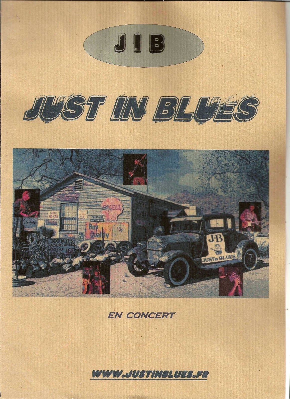 Just'in blues