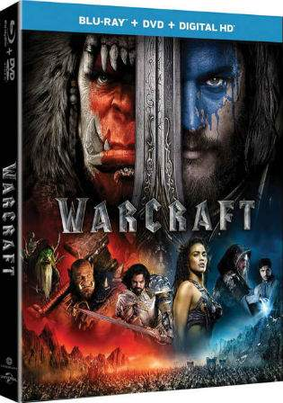Warcraft The Beginning 2016 BRRip 350MB Hindi Dual Audio ORG 480p Watch Online Full Movie Download Worldfree4u 9xmovies