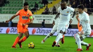 Aytemiz Alanyaspor - Kayserispor Canli Maç İzle 24 Kasım 2018