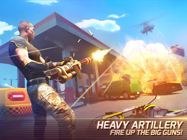Gangstar Vegas APK+OBB [Data] 3
