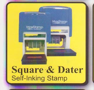 Puan Tuminah Binti Baharom Tempahan Rubber Stamp Dan