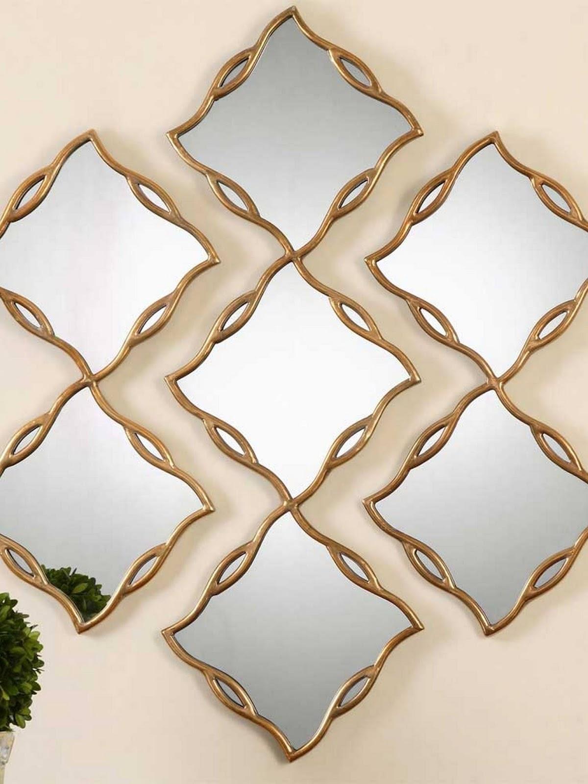 mirror sets wall decor