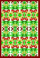 Green Puzzle Pieces