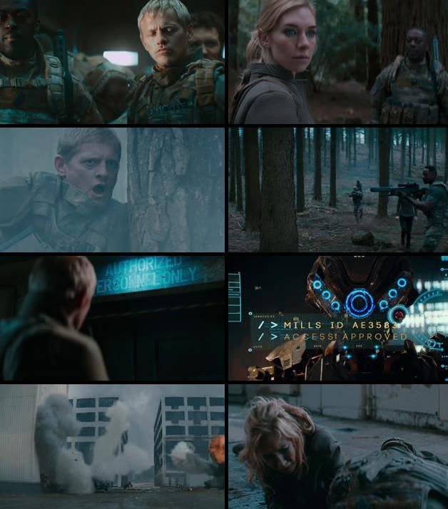 Kill Command 2016 English 480p BluRay