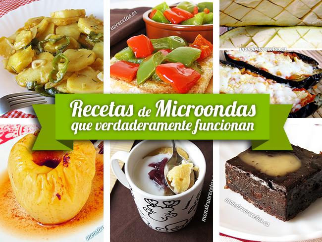 6 recetas para el microondas que funcionan
