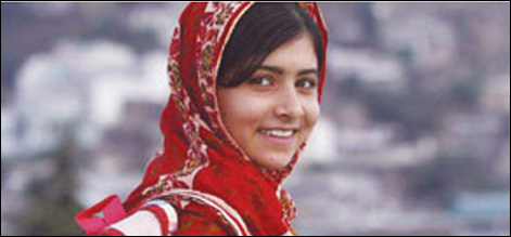 Malala Yousafzai From Swatmalala Photoswallpapernewsvideos Will