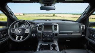 Ram 3500 Interior Specs, cruise control, trip computer etc.