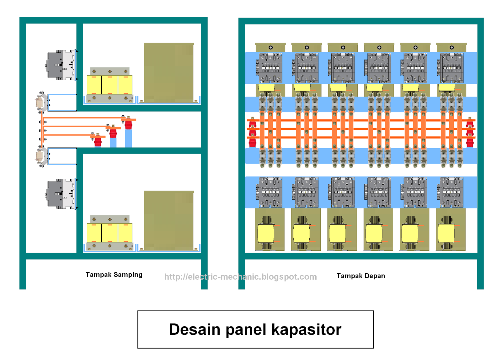 Hpm Switch Wiring Diagram 2003 Nissan Sentra Stereo Instalasi Listrik Industri Electrical Diagrams ~ Odicis