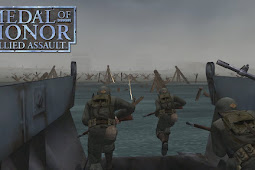 Free Download Game Medal of Honor Allied Assault for Computer PC or Laptop
