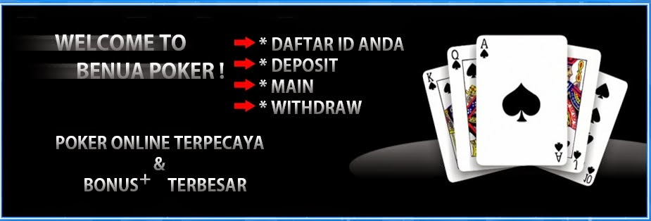 Benua Poker Roxilia Indonesia