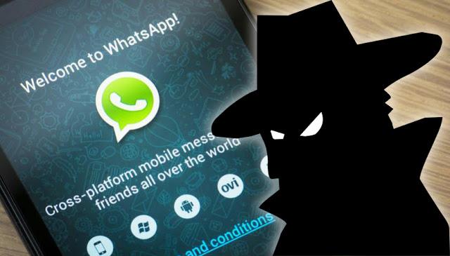 شرح كامل على التجسس على الواتس اب | اختراق الواتس اب