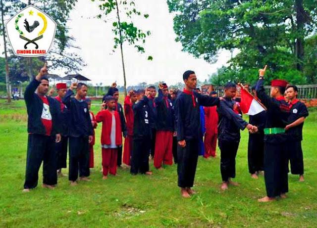 PS Cinong Bekasi Laksanakan Kegiatan Pengkaderan Dan Kenaikan Tingkat