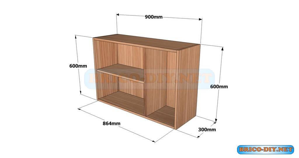 Como hacer muebles de madera para cocina integral azarak for Como hacer muebles para cocina