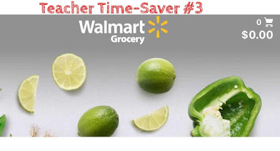 Top Teacher Time-Savers at Home: Walmart Grocery