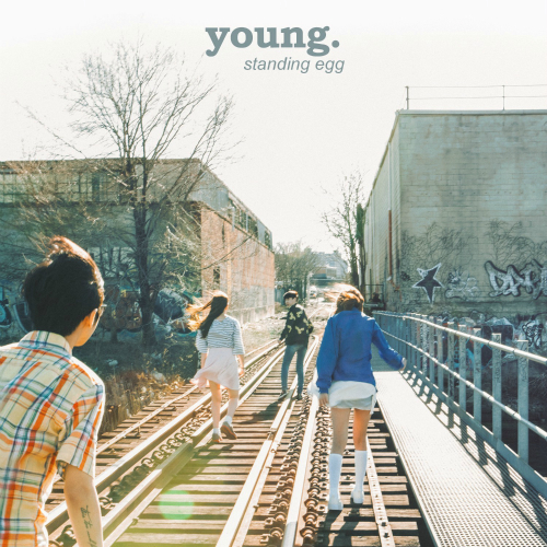 Standing Egg – young – EP
