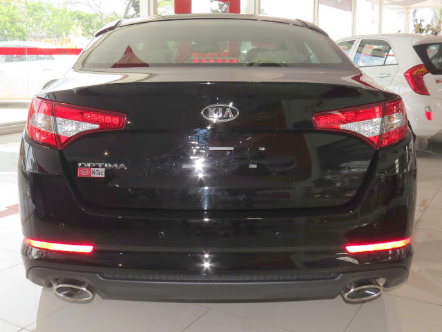 carro Kia Optima 2013 - Preto