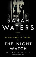 Book cover for Sarah Waters's The Night Watch in the South Manchester, Chorlton, and Didsbury book group
