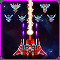 Galaxy Attack Alien Shooter Unlimited Diamond MOD APK