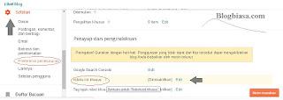 Apakah penyebab postingan blog (blogger / blogspot) susah terindeks, bahkan hilang dari halaman pencarian google ?