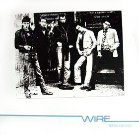 OLD, WEAK BUT ALWAYS A WANKER - THE PUNK YEARS: WIRE - 1976 Demo