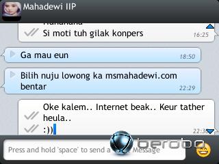bbm screenshot chat