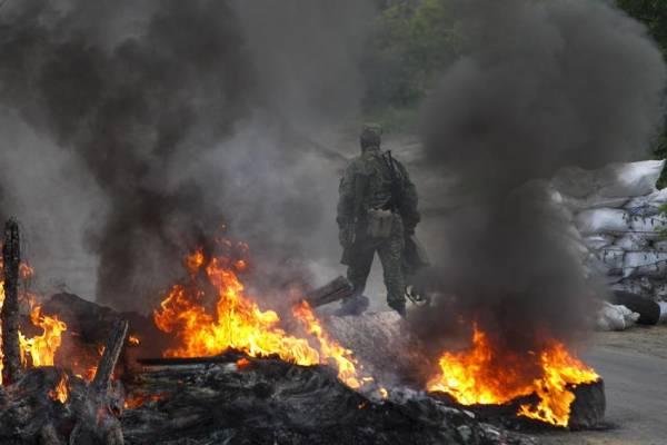 Росія нарощує війська на Донбасі - ООН