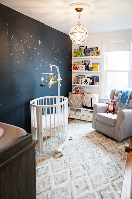 Constellation Mural DIY
