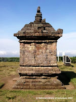 Sejarah Candi Gedong Songo Semarang - Candi Gedong III - Candi Kecil