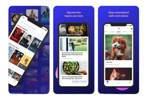 Microsoft releases Hummingbird, An AI-powered news app for Android and iOS