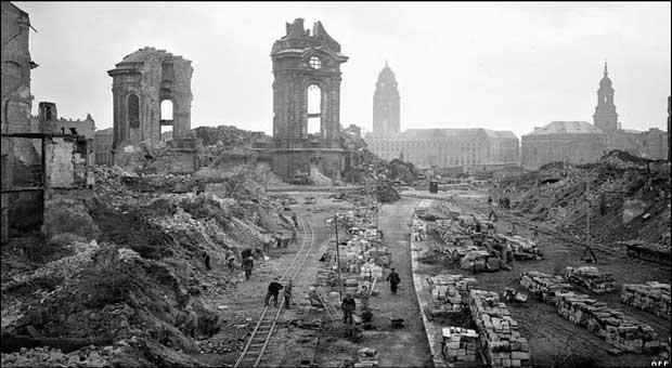 Kota-kota Menakjubkan yang Dibangun Kembali dari Reruntuhan