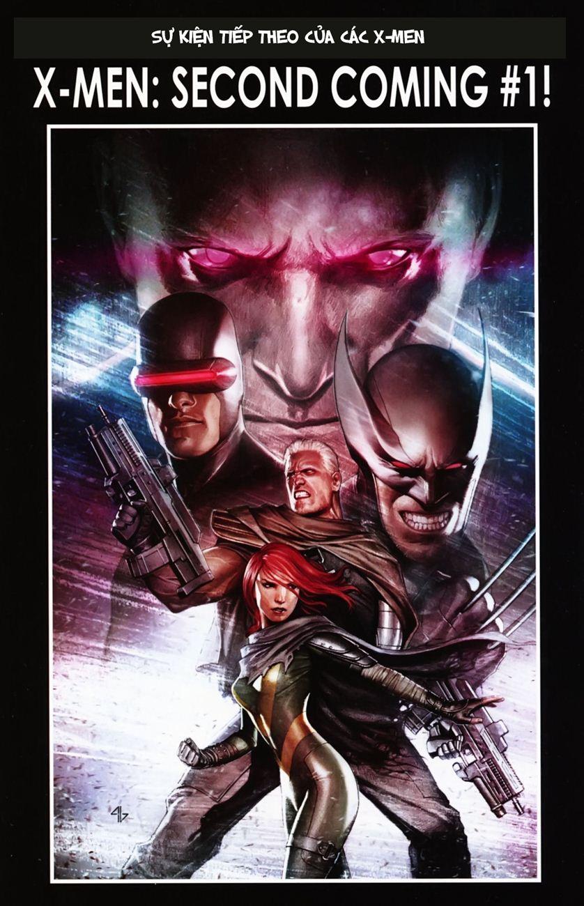 X-Men Necrosha chap 13 trang 26