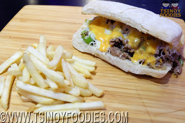 fifth taste cheesesteak