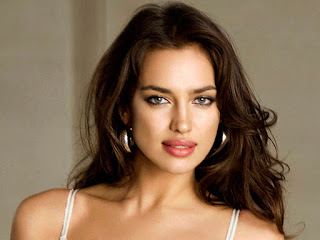 Beautiful Photo Of Irina Shayk For Laptop Screen