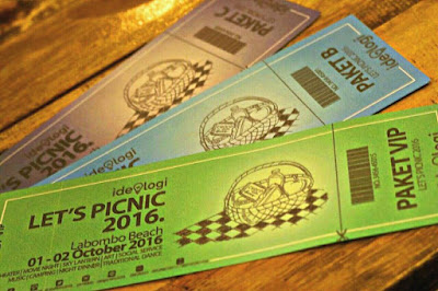 Acara 'Let's Picnic' Siapkan Pilihan Paket VIP, Cek Harga Tikernya Disini