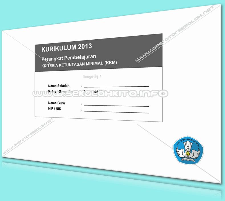 KKM Kurikulum 2013 SD Kelas 5 Revisi 2016