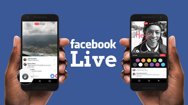 Tips FB Live