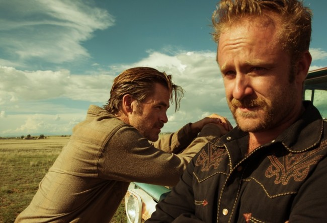 Hell or High Water [2016] - A texasi pokol bugyrában