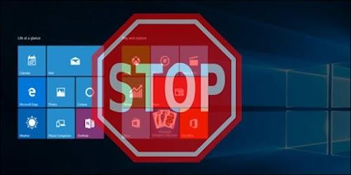 كيفية تعطيل تطبيقات ويندوز 10 من العمل فى الخلفية