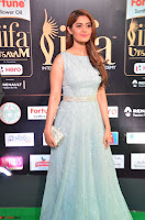 Surabhi Beautiful Smile at IIFA Utsavam Awards 2017  Day 2 at  30.JPG