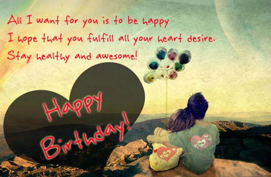 Wonderful Birthday Wishes For Your Boyfriend Wonderfullist Lovely Happy Birthday Wishes Quotes