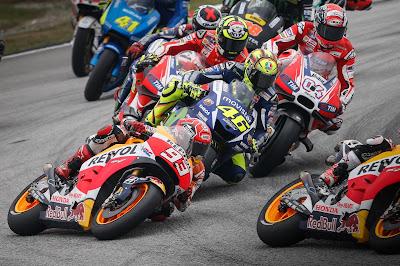Jadwal Lengkap Race MotoGP Sepang, Malaysia 2016
