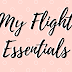 My Flight Essentials
