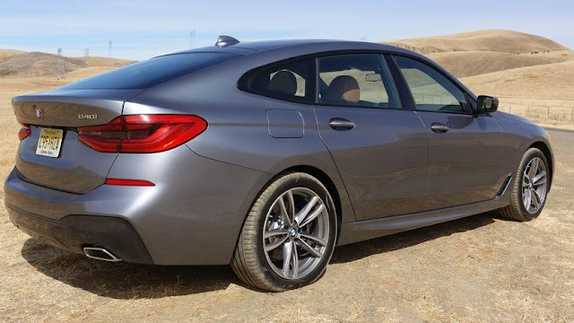 2019 BMW 6 Series Gran Turismo: Niche and Wonderful Sedan so Far