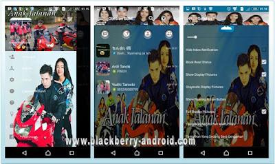 BBM MOD Tema Sinetron Anak Jalanan New v2.12.0.9 APK